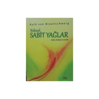 Kitap (Sabit Yağlar-Ruth Von Braunschweig)