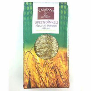 Rasayana (Dinkel-Spelt)Kavuzlu Tam Buğday  Bulguru (Yeni) 500 Gr