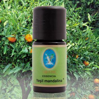 Nuka Yeşil Mandalina Yağı Brezilya 5ml