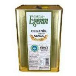 Tardaş Egenin Organik Sızma Zeytin Yağı (Soğuk Sıkım) (Mesudiye) 5 Lt