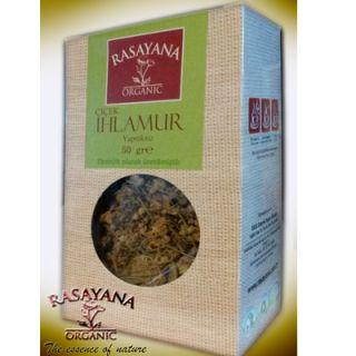 Rasayana Organik Ihlamur (Çiçek- Yapraksız)  Bitkisel Çay 50 Gr