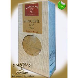 Rasayana Zencefil Toz 50 Gr