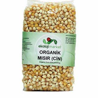 Ekoloji Market Organik Mısır(Cin), 500gr