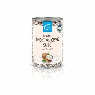 TheLifeCo Organik Hindistan Cevizi Sütü  400 ml