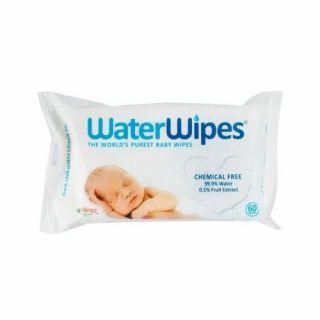 WaterWipes Doğal 60'lı Islak Mendil