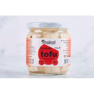 EverFresh Tofu ( Soya Peyniri) Doğal- Baharatlı 300 gr