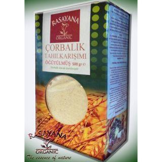 Rasayana Çorbalık Tahıl Karışımı (Öğütülmüş) 500 Gr