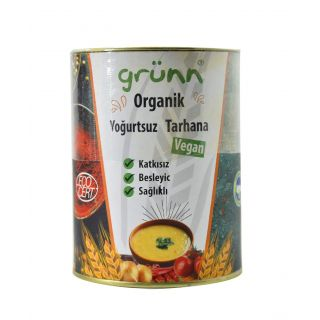 Grünn Organik Yoğursuz  Vegan Tarhana 400gr