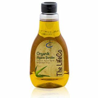 The LifeCo Organik Agave Şurubu (Doğal Tatlandırıcı) 330gr