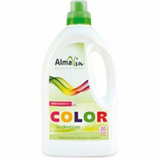 AlmaWin Organik Çamaşır Yıkama Sıvısı (Renkliler için) 1,5L