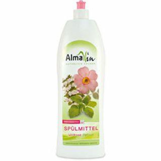 Almawin Organik Elde Bulaşık Yıkama Sıvısı (Yabangüllü & Melisa Kokulu) 1L