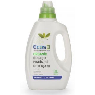 Ecos3  Ekolojik Otomatik Bulaşık Makinası Jeli  750 Ml