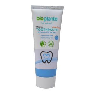 Bioplante Organik Florürsüz Beyazlatıcı Diş Macunu 75ml