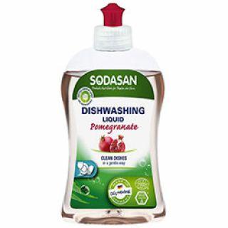 SODASAN Organik Elde Bulaşık Yıkama Sıvısı (Nar Özlü) 1000ml