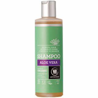 Urtekram Organik Şampuan (Aloe Vera Özlü / Normal Saç Tipleri) 250ml