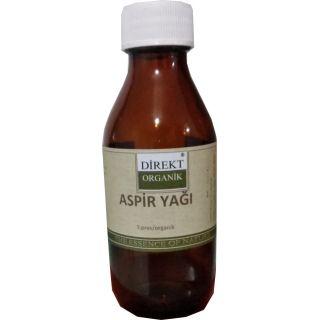 Aspir Yağı (Organik- Soğuk Press)  50 cc Direkt organik
