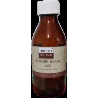 Isırgan Tohumu Yağı Soğuk Pres 30 cc  Direkt organik
